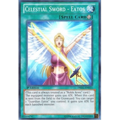Celestial Sword - Eatos - (Super Rare) available at 401 Games Canada