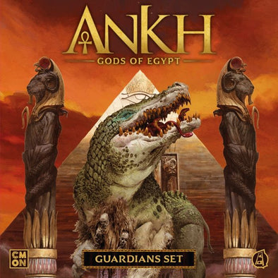 Ankh - Gods of Egypt: Guardians (Pre-Order) available at 401 Games Canada