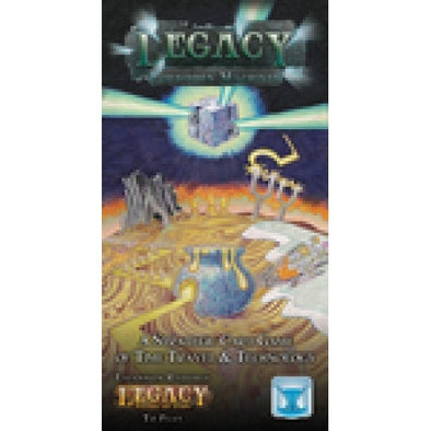 Buy Legacy - Forbidden Machines and more Great Board Games Products at 401 Games