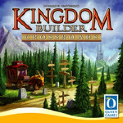 Kingdom Builder - Crossroads Expansion available at 401 Games Canada