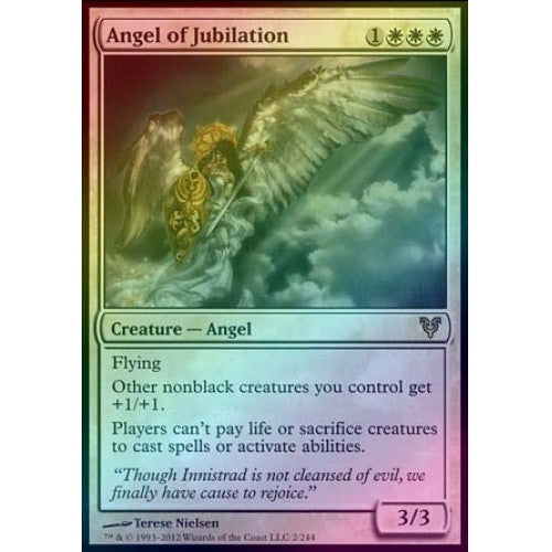 Angel of Jubilation (Foil) (AVR) - 401 Games