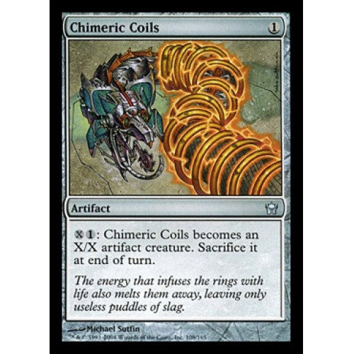 Chimeric Coils - 401 Games