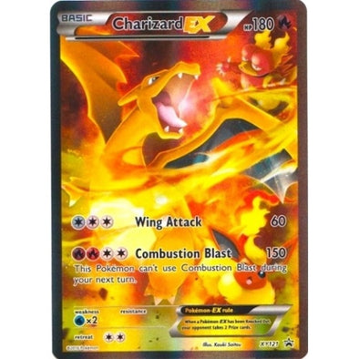 Buy Charizard-EX - XY121 and more Great Pokemon Products at 401 Games