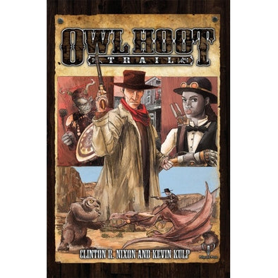 Owl Hoot Trail - Core Rulebook available at 401 Games Canada