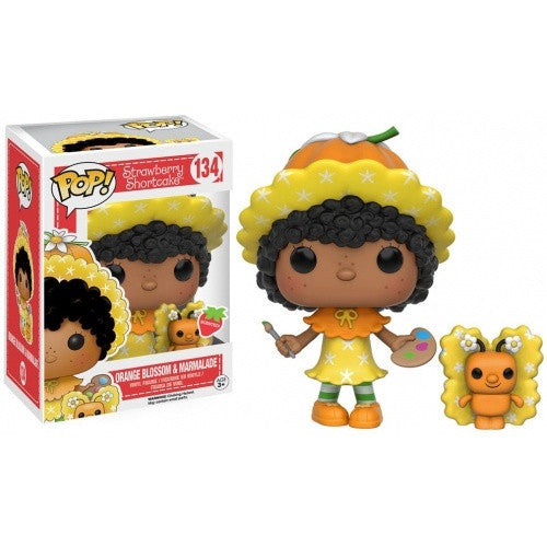 Buy Pop! Strawberry Shortcake - Orange Blossom & Marmalade and more Great Funko & POP! Products at 401 Games