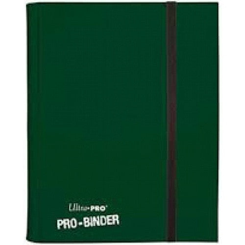 Buy Ultra Pro - Binder 9 Pocket - Sideloading - Dark Green and more Great Sleeves & Supplies Products at 401 Games