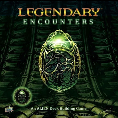 Buy Legendary - Encounters - An Alien Deck-Building Game and more Great Board Games Products at 401 Games