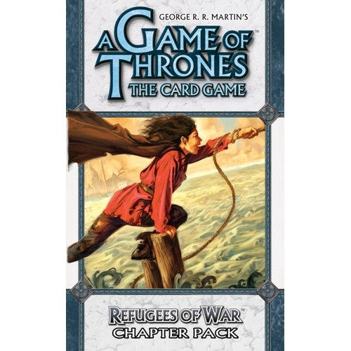 Game of Thrones Living Card Game - Refugees of War (Old) (No Restock) - 401 Games