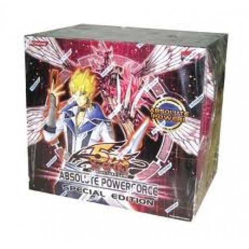 Buy Yugioh - Absolute Powerforce - Special Edition (Display of 10) and more Great Yugioh Products at 401 Games