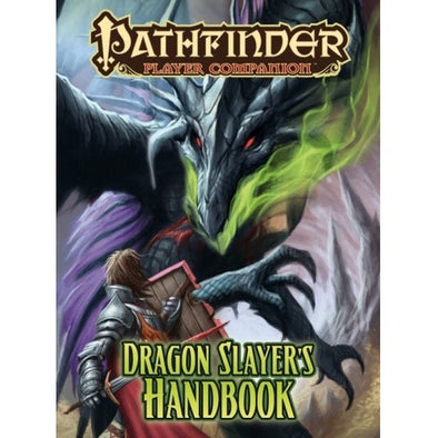 Pathfinder - Player Companion - Dragonslayer's Handbook - 401 Games