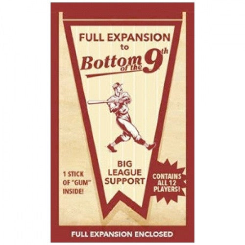 Bottom of the 9th - Big League Support - 401 Games