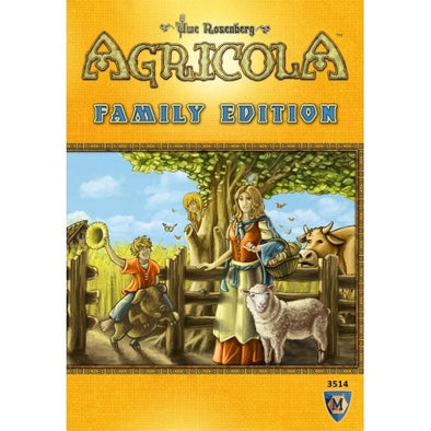 Buy Agricola - Family Edition and more Great Board Games Products at 401 Games