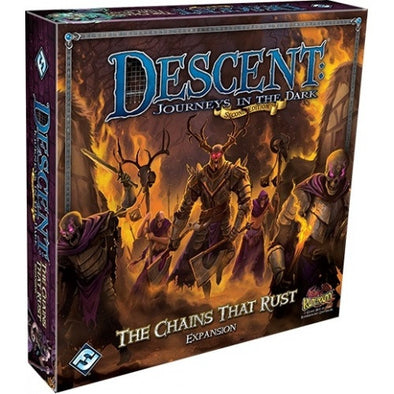 Descent - 2nd Edition - The Chains That Rust Expansion - 401 Games