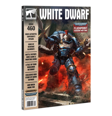 White Dwarf - Issue 460 - January 2021 available at 401 Games Canada