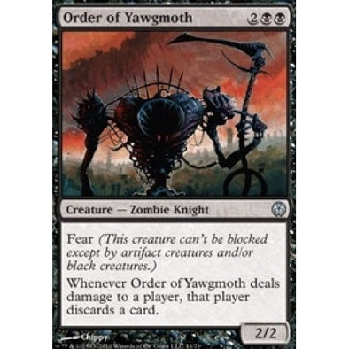 Order of Yawgmoth (DDE) available at 401 Games Canada