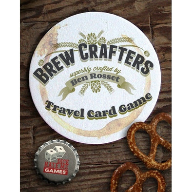 Brew Crafters - Travel Card Game - 401 Games