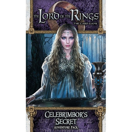 Lord of the Rings Living Card Game Adventure Pack - Celebrimbor's Secret - 401 Games