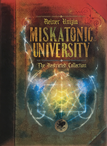 Buy Miskatonic University: The Restricted Collection and more Great Board Games Products at 401 Games