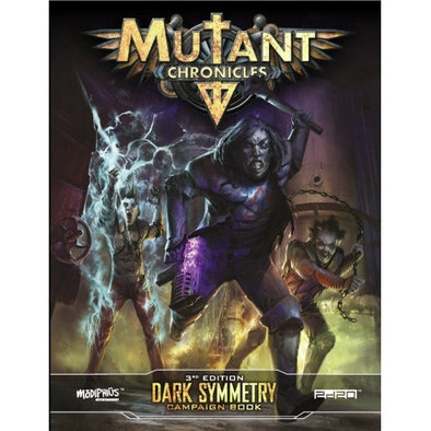 Buy Mutant Chronicles - Dark Symmetry Campaign and more Great RPG Products at 401 Games