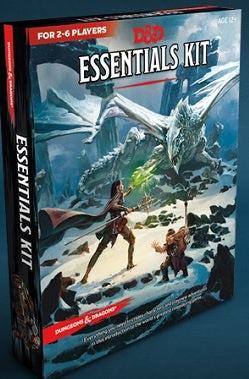 Buy Dungeons & Dragons - 5th Edition - Essentials Kit (Pre-Order) and more Great RPG Products at 401 Games