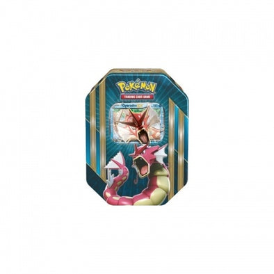 Buy Pokemon - Triple Power Tin - Shiny Gyarados EX and more Great Pokemon Products at 401 Games