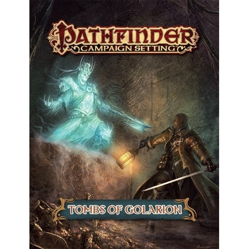 Buy Pathfinder - Campaign Setting - Tombs of Golarion and more Great RPG Products at 401 Games