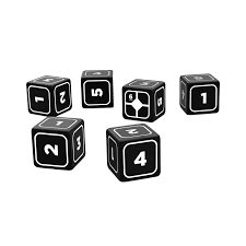 Alien RPG Base Dice Set - 401 Games