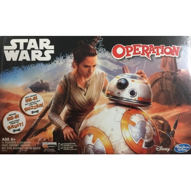 Operation - Star Wars - 401 Games