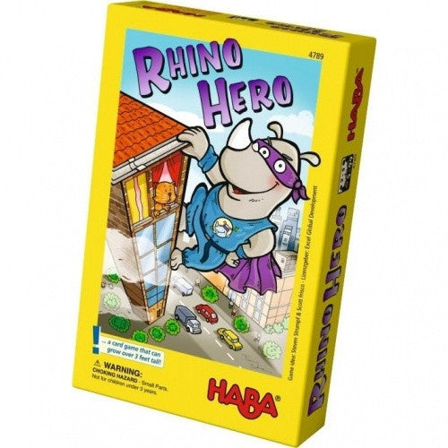 Rhino Hero - 401 Games
