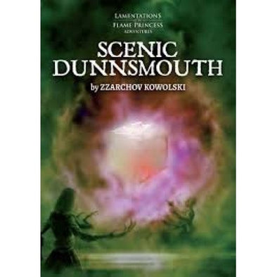 Lamentations of the Flame Princess - Scenic Dunnsmouth - 401 Games