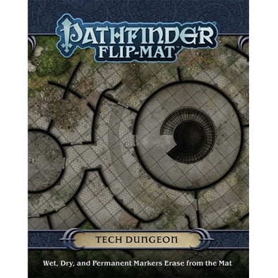 Pathfinder - Flip-Mat - Tech Dungeon - 401 Games