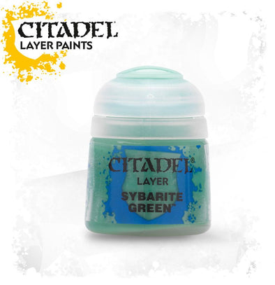 Buy Citadel Layer - Sybarite Green and more Great Games Workshop Products at 401 Games