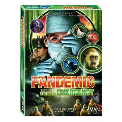 Buy Pandemic - State of Emergency and more Great Board Games Products at 401 Games