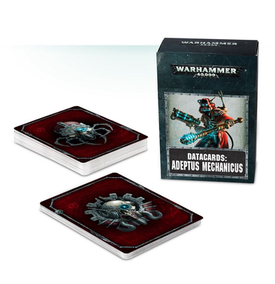 Warhammer 40,000 - Datacards: Adeptus Mechanicus - 8th Edition available at 401 Games Canada
