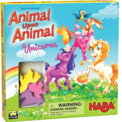 Animal Upon Animal - Unicorns available at 401 Games Canada
