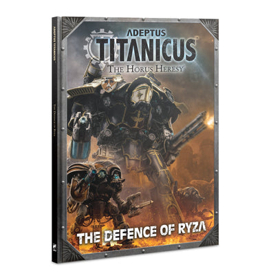 Adeptus Titanicus - The Horus Heresy - The Defence of Ryza available at 401 Games Canada
