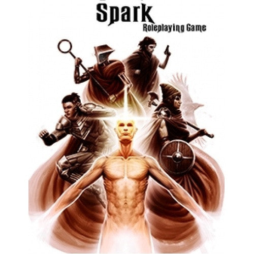 Spark - Core Rulebook - 401 Games
