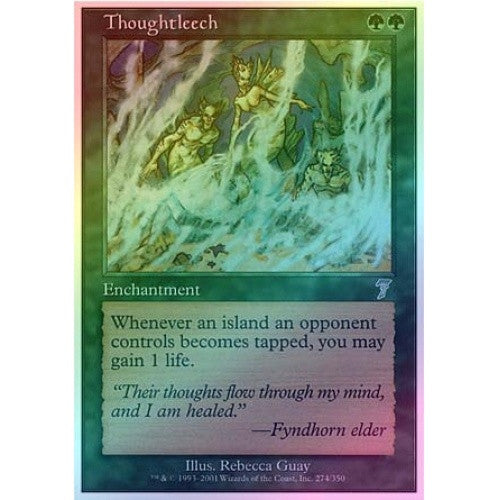 Thoughtleech (Foil) available at 401 Games Canada
