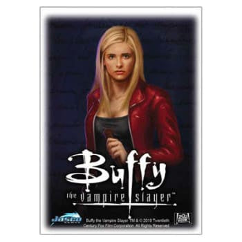 Dragon Shield - 100ct Standard Size - Art - Buffy the Vampire Slayer - Buffy - 401 Games