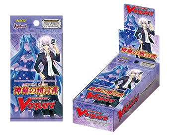 Cardfight!! Vanguard - EB07 - Mystical Magus Booster Box available at 401 Games Canada