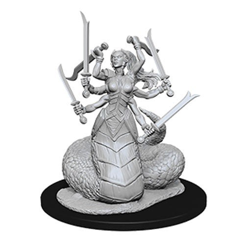 Dungeons and Dragons Nolzur's Marvelous Unpainted Minis: Marilith available at 401 Games Canada