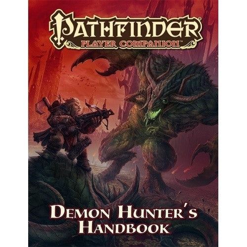 Pathfinder - Player Companion - Demon Hunter's Handbook (CLEARANCE) available at 401 Games Canada