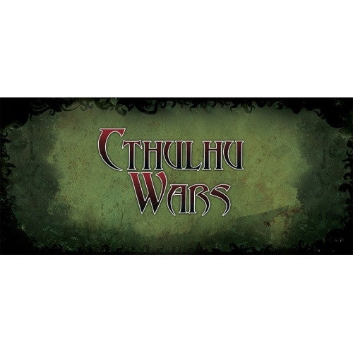 Cthulhu Wars - Great Old One Pack Three (Pre-Order) - 401 Games