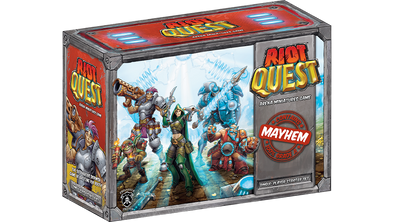 Riot Quest - Starter Box - 401 Games