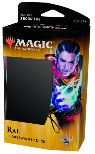Buy MTG - Guilds of Ravnica - Planeswalker Deck - Ral and more Great Magic: The Gathering Products at 401 Games