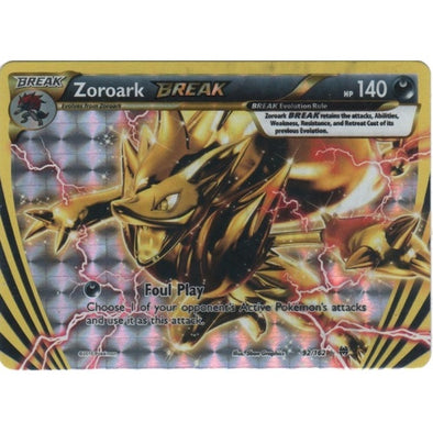 Buy Zoroark BREAK - 92/162 and more Great Pokemon Products at 401 Games