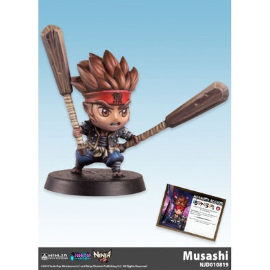 Ninja All-Stars: Musashi - 401 Games