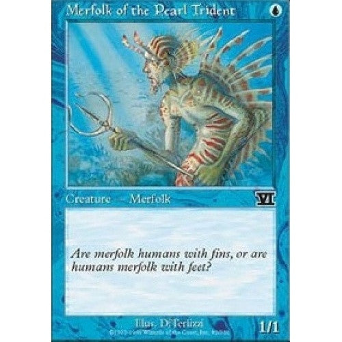 Merfolk of the Pearl Trident available at 401 Games Canada