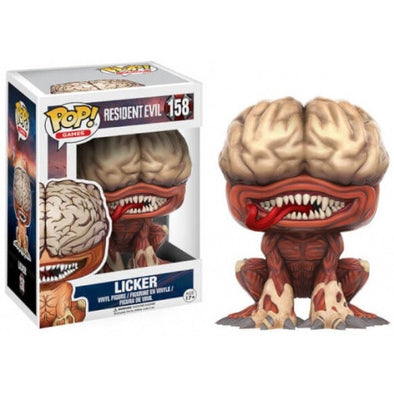 Buy Pop! Resident Evil - Licker and more Great Funko & POP! Products at 401 Games