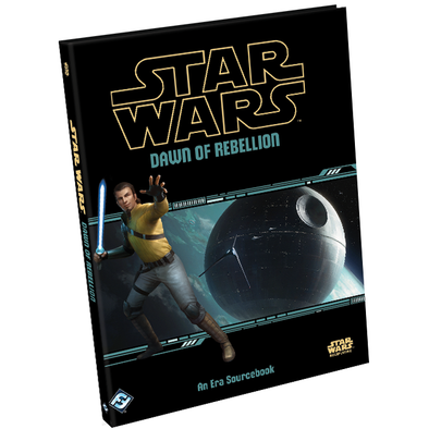 Buy Star Wars Roleplaying Game: Dawn of Rebellion and more Great RPG Products at 401 Games